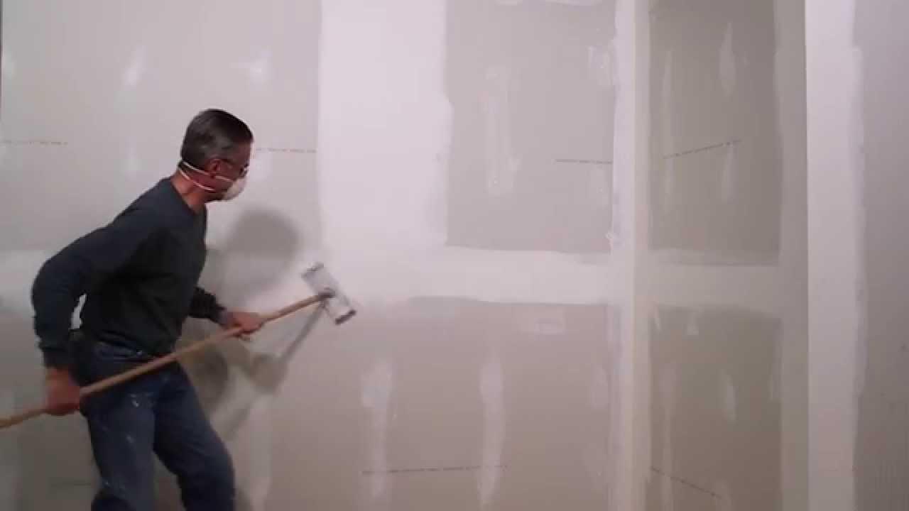 Superficies usg c mo aplicar cinta en las juntas de l minas de yeso y completar su acabado - Como colocar pladur en techo ...