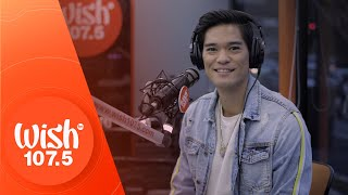 "Jay R performs ""Seryoso"" LIVE on Wish 107.5 Bus"