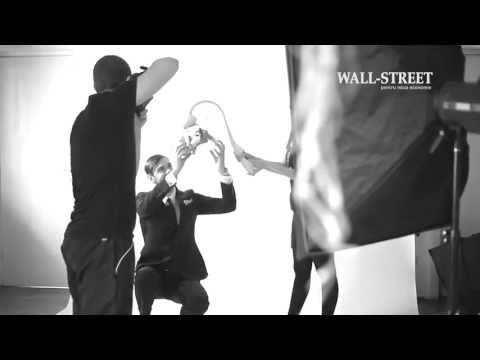 Razvan Dumitru Photography MAKING OF Wall-Street campaign