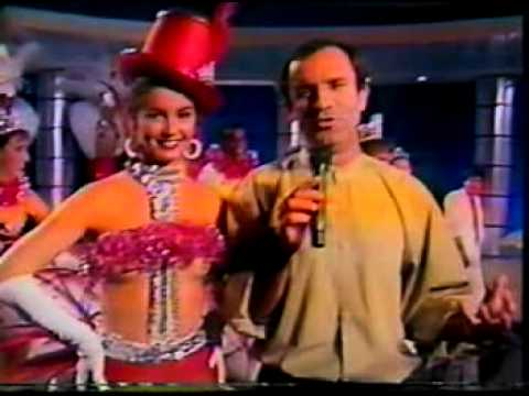 OSMAR SANTOS SHOW - TV MANCHETE - 1987