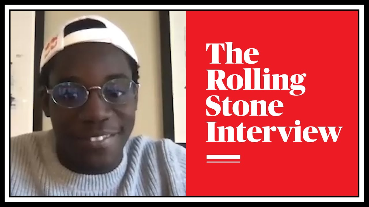 Zion Wright on Olympic Skateboarding and Skating During Covid | The RS Interview