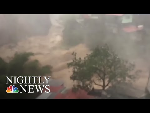 Deadly Typhoon Mangkhut Leaves Wake Of Destruction In Philippines | NBC Nightly News