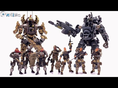 Prime Spotlight: JoyToy 1:18 & 1:25 Scale Products Video Review