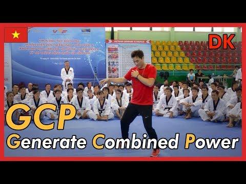 GCP(Generate Combined Power) - DK Yoo