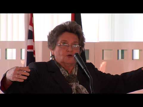 2012 Papua New Guinea Independence Day Oration by Dame Carol Kidu