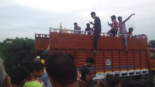Ganesh  Visarjan Accident