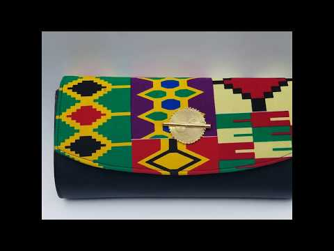 African fabrics and accessories