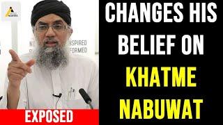 Abdul Raheem Limbada Exposed : Changes His Belief on Khatme Nabuwat