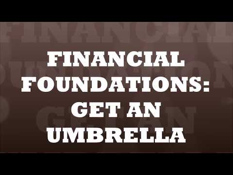 FINANCIAL FOUNDATIONS - An Accident Can Destroy Your Assets
