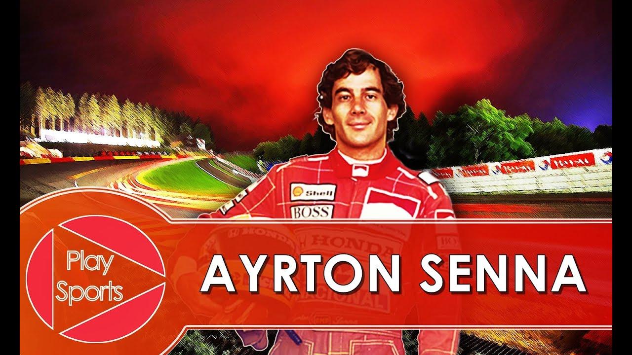 Biografia Expressa Ayrton Senna Youtube