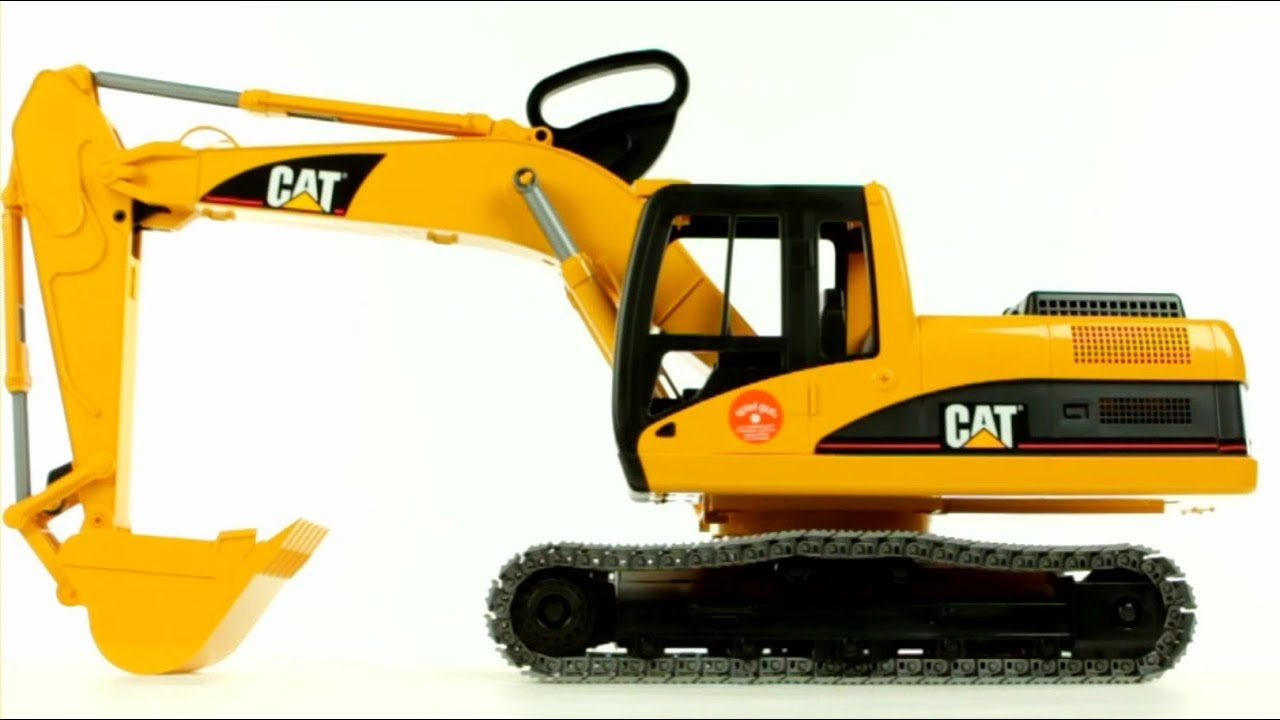 Cat Toy Digger V