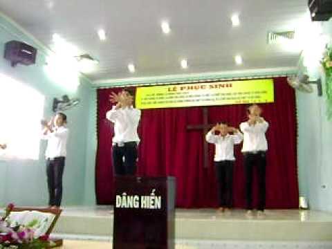 Hoi Thanh Tin Lanh . Mua tren ca moi dieu