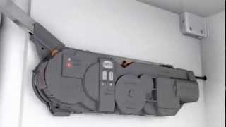 установка BLUM AVENTOS HF SERVO DRIVE - обучение