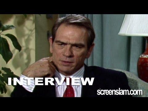 "Heaven and Earth: Tommy Lee Jones ""Steve Butler"" Exclusive Interview"