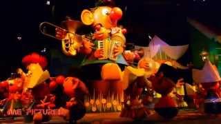 Carnaval Festival - Efteling - OnRide HD