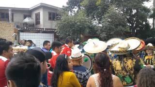banda la reyna de huajuapan la cachita en santa maria aztahuacan 2014