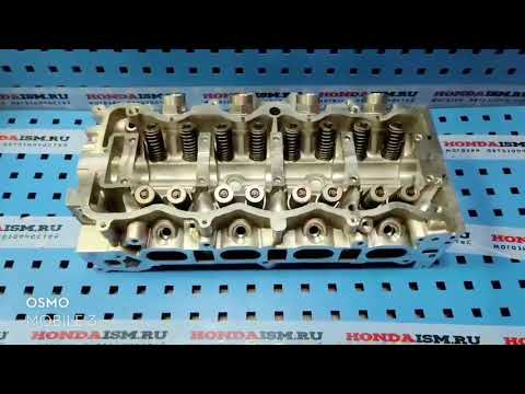 Головка блока цилиндров в сборе Honda Civic 4D 5D CR-V 2.0