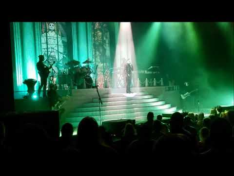 Ghost - If You Have Ghosts/Dance Macabre/Square Hammer (Live; November 27, 2018)
