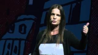 ¿Ase falta una nueba ortografía? | Karina Galperin | TEDxRiodelaPlata