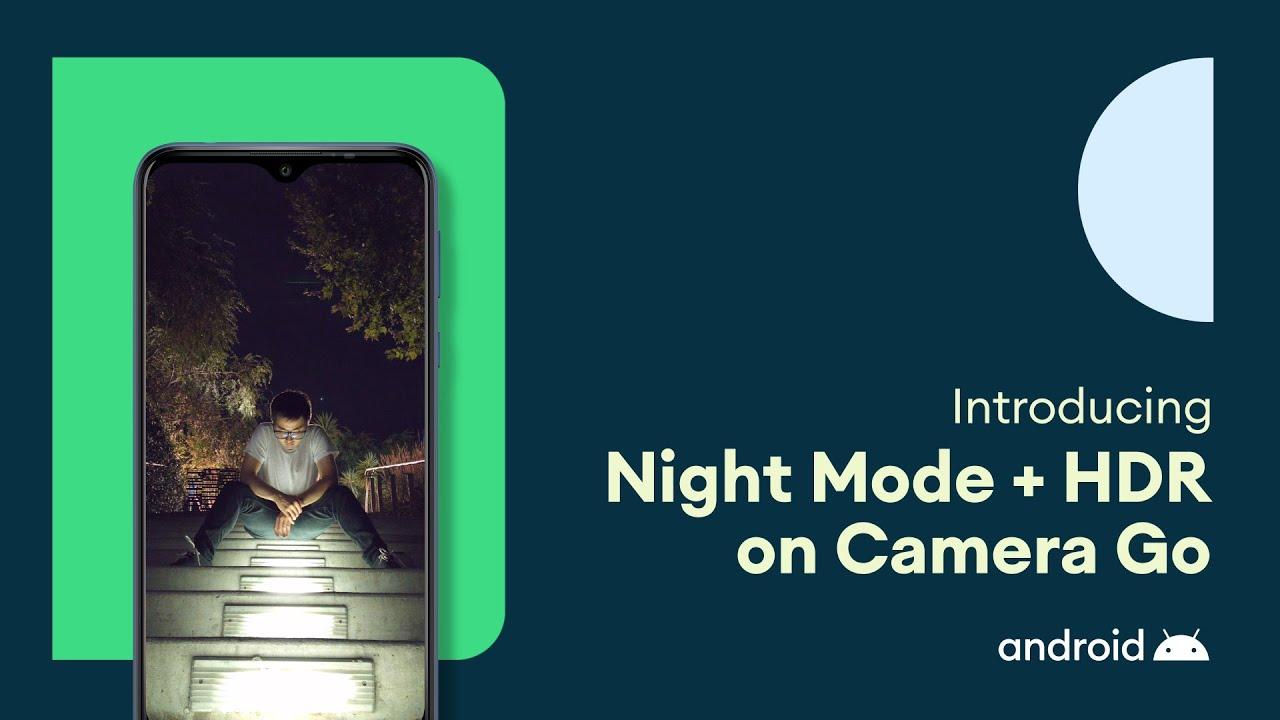 Приложение Google Camera с ночным режимом вышло для дешёвых Android