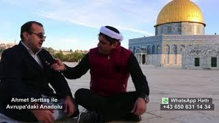 31 Aralık Avrupa'daki Anadolu Kudüs Ziyaretimiz 3.Blm