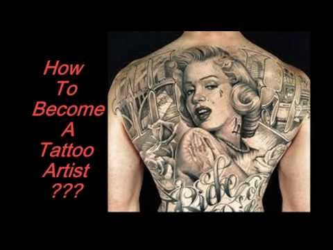 How To Become A Tattoo Artist With Black amp; Grey Wash