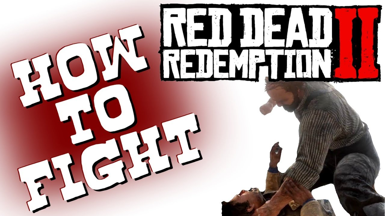 Rdr2 How To Fight With Fists How To Win Every Fight In Rdr2 Online Youtube