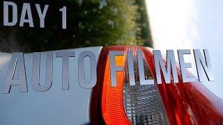 DAY 1   Auto Filmen   DailyVlog 1?