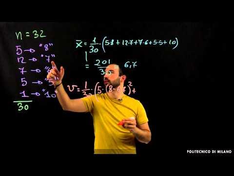 MasterExcel.it - Funzioni Excel di Statistica (parte 4): come calcolare la Varianza con Excel from YouTube · Duration:  1 minutes 45 seconds
