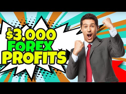 Free Forex Signals Earning $3,000 in 2 Days