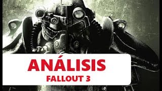 Fallout 3 | Un mundo SIN limitaciones  | ANÁLISIS & CRÍTICA PS3 PC X360