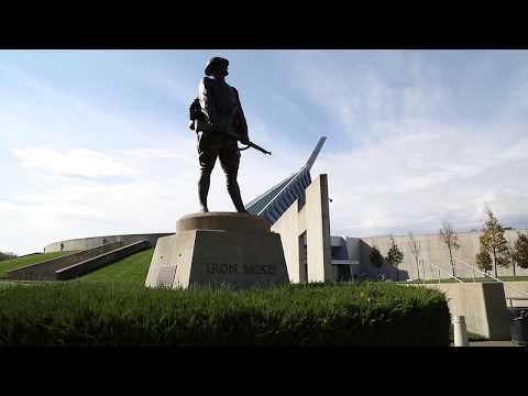 A look at the National Museum of the Marine Corps