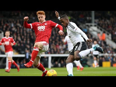 Highlights: Fulham 2-0 Forest (03.02.18)