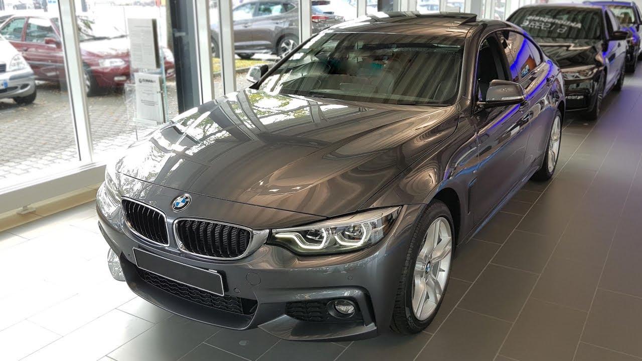 2018 BMW 420d xDrive Gran Coupé Modell M Sport | -[BMW ...