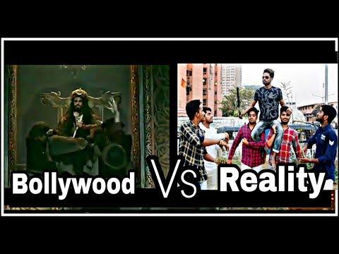 bollywood vs Reality || Expectation Vs Reality || funny vines || Arif Shaikh