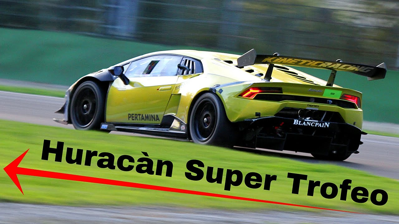 lamborghini hurac n lp620 2 super trofeo in action top speed fly bys brutal sound youtube. Black Bedroom Furniture Sets. Home Design Ideas