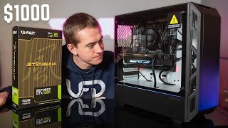 $1000 Gaming PC Benchmarked! - Ryzen 5 2400G & GTX 1060 6GB Explained!