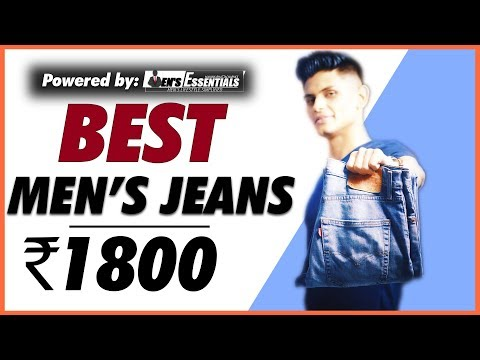 BEST JEANS for INDIAN MEN | BEST BUDGET Jeans BRAND in INDIA for UNDER ₹1800 | Mayank Bhattacharya