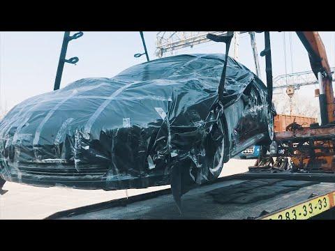 "Porsche Panamera За 9000$, Проект ""Уголек"" I 1-Серия I"