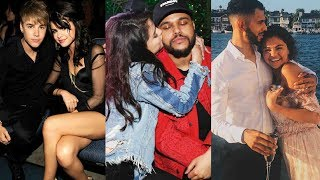 Selena gomez dating history! timeline! and the weeknd! breakups! hookups love affairs! other v...