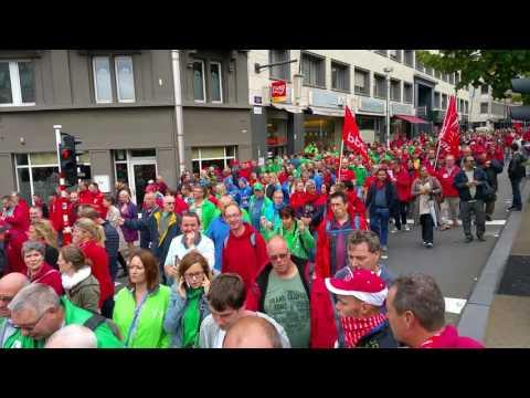 National demonstration in Brussels 29-09-2016 121303