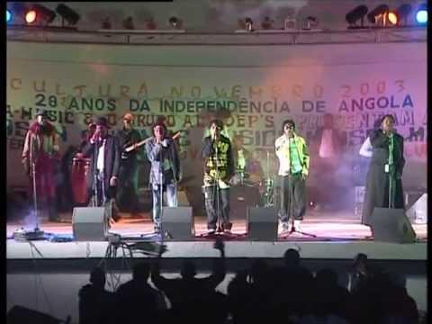 Werrason live Luanda/Angola 2003 (Matshuda Mandangi)