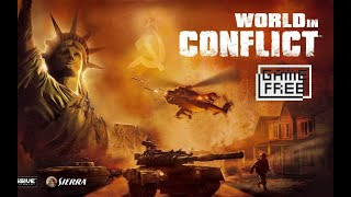 Бесплатная игра World in Conflict Online (2 серия) плюс мини гайд по  настройкам в игре