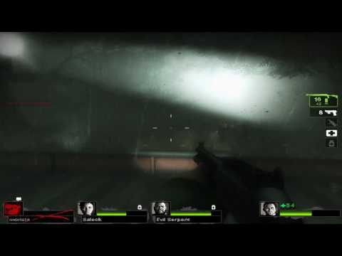 Left 4 Dead 2 - Hard Rain Expert Realism Map 5