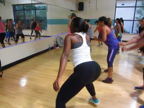 Bring it Back -Clean Version- Travis Porter- Dance Fitness with Tori