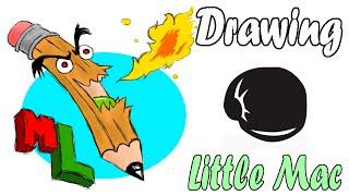 Drawing Little Mac