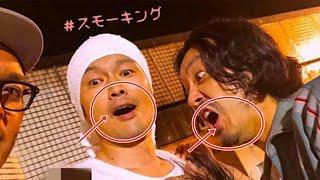 丸山智己、『スモーキング』集合写真に謎のモザイク!? テレビ東京にて放...