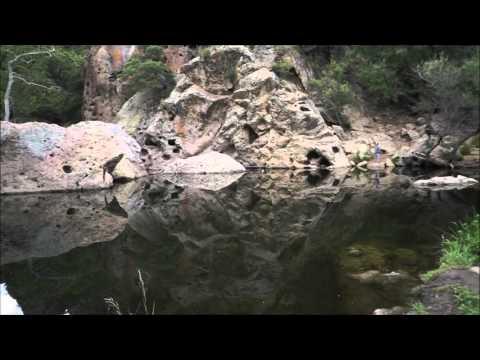 The Rock Pool at Malibu Creek State Park