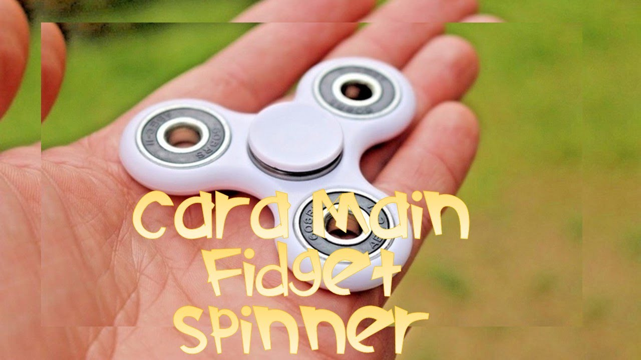 Cara Main Fidget Spinner Mainan Kekinian Yang Asik Dan Seru Youtube