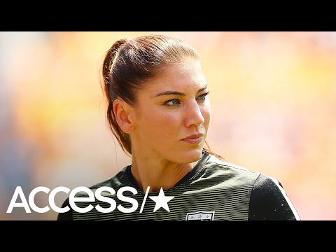 Hope Solo Reveals She Was 'Hours From Dying' After Miscarrying ...